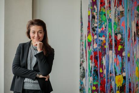 Pour Flavia Micilotta, on peut aussi bien investir dans un commerce local que dans le financement des nouvelles technologies durables. (Photo: Matic Zorman/archives)