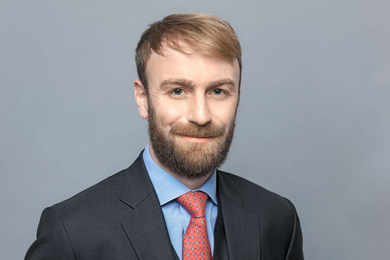James Purcell, Group Head of Sustainable Investment chez Quintet Private Bank. (Photo: Quintet)