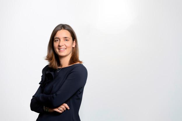 Marie Melikov, Senior Estate Planner chez Degroof Petercam Luxembourg. BLITZ AGENCY