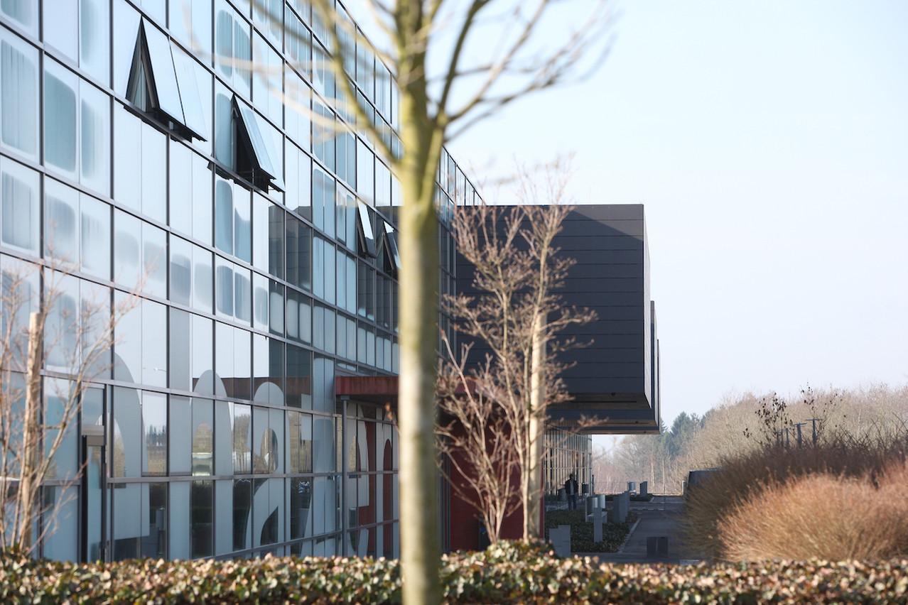 La Cour des comptes a examiné le respect de la loi de financement et des procédures pour quatre projets immobiliers, dont la construction du Rehazenter. (Photo: Christof Weber/Archives Maison Moderne)