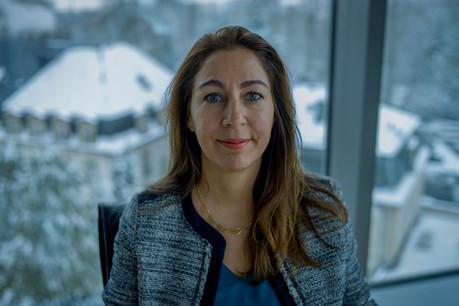 Patricia Kaveh: «BLI a adhéré aux Principes pour l'investissement responsable des Nations unies (UN PRI) en juillet 2017.» (Photo:Banque de Luxembourg Investments)
