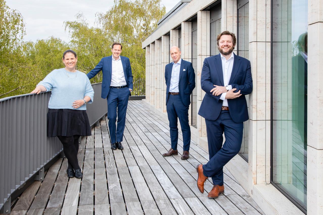 Maren Stadler-Tjan, Paul Van den Abeele, Emmanuel-Frédéric Henrion, Kristof Meynaerts (VERJUS SIMON, Maison Moderne Publishing SA)