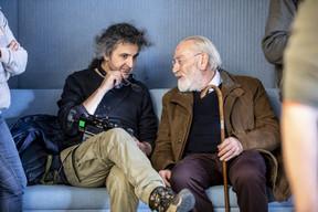 Donato Rotunno et Renato Carpentieri. ((Photo: Jan Hanrion / Maison Moderne))