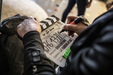 Le film «Io sto bene» est en tournage en novembre. (Photo: Jan Hanrion / Maison Moderne)