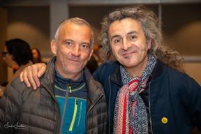 Directors Christophe Wagner and Donato Rotunno Sandra Santioni Photography