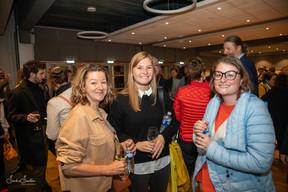 Nicole Jans, Nathalie Weckering and Manon Lavalou (Film Fund Luxembourg) Sandra Santioni Photography