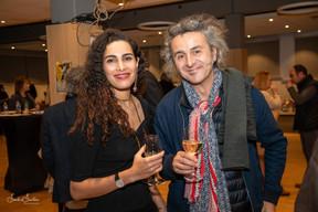 Raha Razavi and Donato Rotunno Sandra Santioni Photography