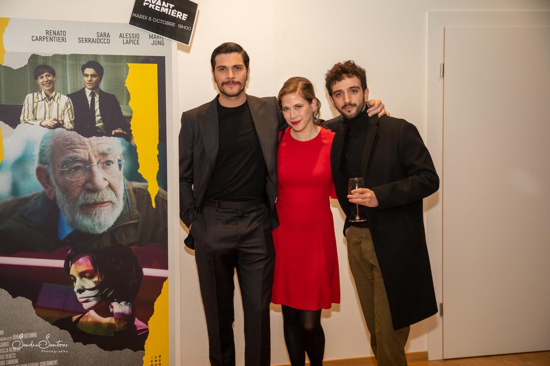 Alessio Lapice, Marie Jung and Vittorio Nastri Sandra Santioni Photography