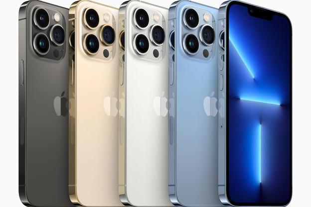 Le nouvel iPhone13 sera disponible à la vente dès le 24 septembre. En attendant, les réservations sont ouvertes. (Photo: Apple)