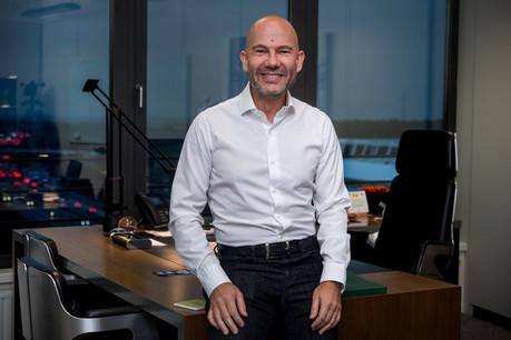 SergeKrancenblum, président exécutif de IQ-EQ, confirme la volonté du groupe luxembourgeois de s'imposer sur le marché américain des services aux fonds. (Photo: Nader Ghavami/archives Maison Moderne)