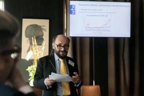 Professeur Richard Taffler (Warwick Business School) ((Photo: Matic Zorman))