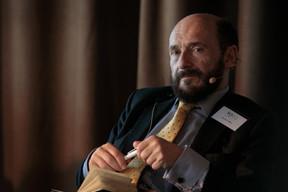 Professeur Richard Taffler (Warwick Business School ((Photo: Matic Zorman))