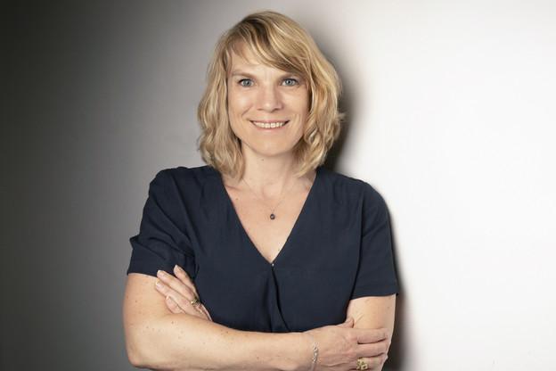 Isabelle Antoine. (Photo: Studio Andrea)