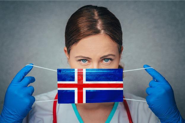 Avec 38% d'Islandais qui utilisent l'application de traçage, un des taux les plus élevés au monde, l'apport de la technologie n'apparaît pas déterminant aux experts. (Photo: Shutterstock)