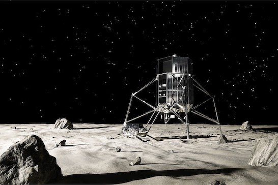 L'atterrisseur lunaire Hakuto-R attise la convoitise: trois nouveaux partenaires rejoignent iSpace, qui retarde son premier lancement dans le cadre d'une nouvelle stratégie. (Photo: iSpace)