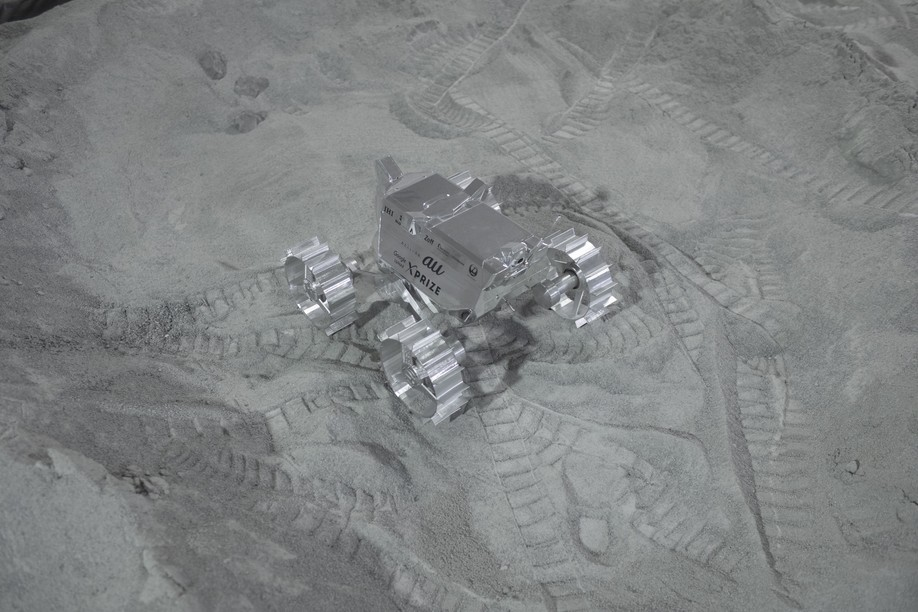 Archive photo shows one of the ispace micro lunar rovers MATIC ZORMAN