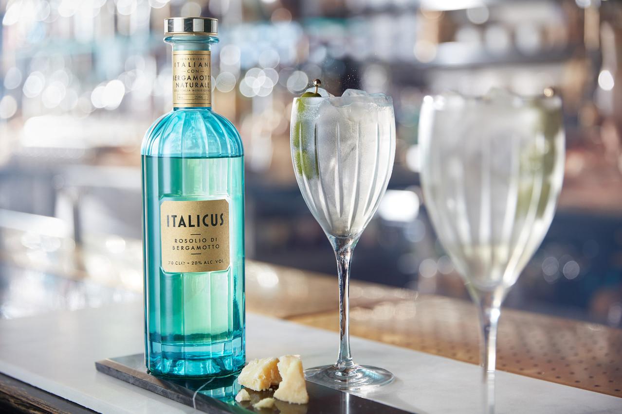 La fraîcheur d'agrumes de la bergamote permet à Italicus d'entrer dans la composition de nombreux cocktails estivaux. (Photo: Italicus)
