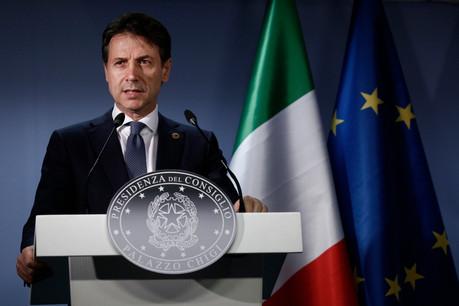 17.669 personnes sont mortesdu Covid-19 en Italie. Plus de 139.000 sont infectées. Le Premier ministre,GiuseppeConte, veut prolonger le confinement en vigueur jusqu'au 13 avril de deux semaines supplémentaires. (Photo: Shutterstock)