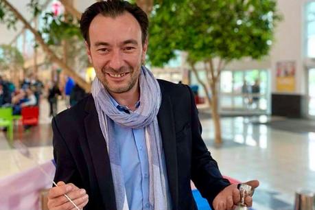 Jacinto est une des figures les plus connues de la nuit luxembourgeoise depuis quelques années déjà… Il a forcément de bonnes adresses gourmandes à nous conseiller! (Photo: DR)