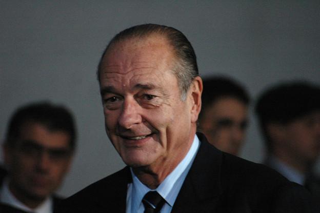 Jacques Chirac aura occupé la scène politique française durant plus de quarante ans. (Photo: Shutterstock)