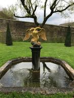 L'aigle bicéphale rend hommage à la monarchie autrichienne. ((photo: Paperjam))