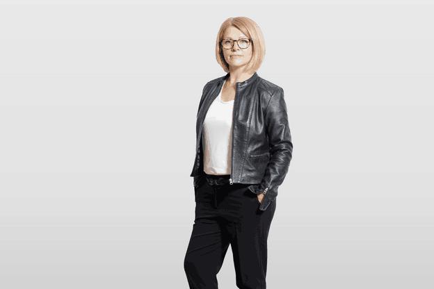 Delphine Nicolay s'est battue pour réintégrer les «faux cadres» à la CCT. (Photo: Matic Zorman/Maison Moderne)