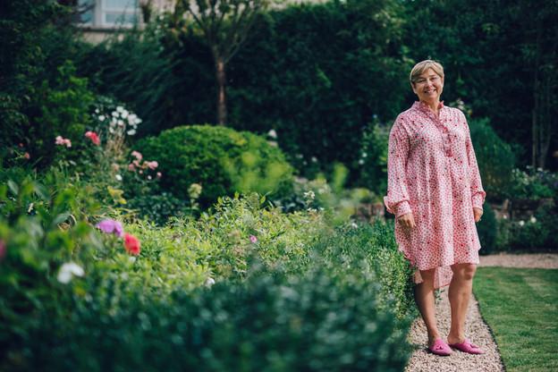 Manou Hoss: «J'ai un jardin dans ma maison à Luxembourg et j'aime beaucoup m'en occuper.» (Photo: Edouard Olszewski)