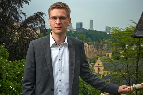 Jeff Feller deviendra chef de cabinet du Premier ministre dès le 1erseptembre. Un «poste unique» dans la politique luxembourgeoise. (Photo: Andrés Lejona/Maison Moderne)