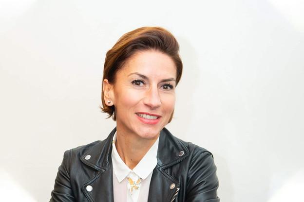 Virginie Carvalho:«J'ai choisi de rejoindre le Paperjam + Delano Club pour élargir mon réseau, pour rencontrer d'autres CEO de divers secteurs d'activité, pour accéder à de nouvelles opportunités professionnelles soit pour Ideabox, soit pour mes clients.» (Photo: HERAUDLatug)