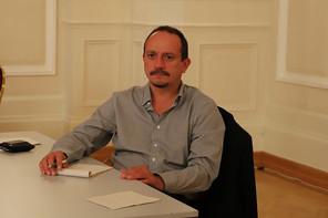Député Déi Lénk depuis 2018, Marc Baum cédera sa place selon le principe d'alternance pratiqué par son parti. (Photo : Chambre des députés)