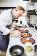 Saisons: Pour réaliser une cuisine «responsable», le chef Molard recommande avant tout de s'accorder sur le rythme des saisons. ((Photo: Edouard Olszewski))