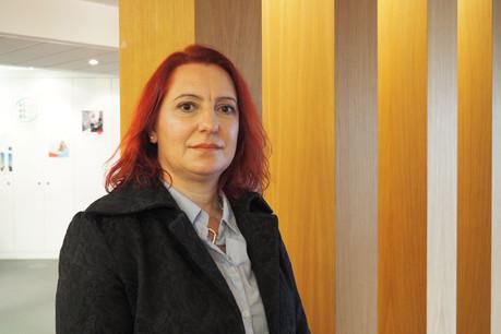 Ida Barata cherche un poste de contrôleurde qualité ou de réceptionniste et/ousecrétaire médicale. (Photo: Adem)