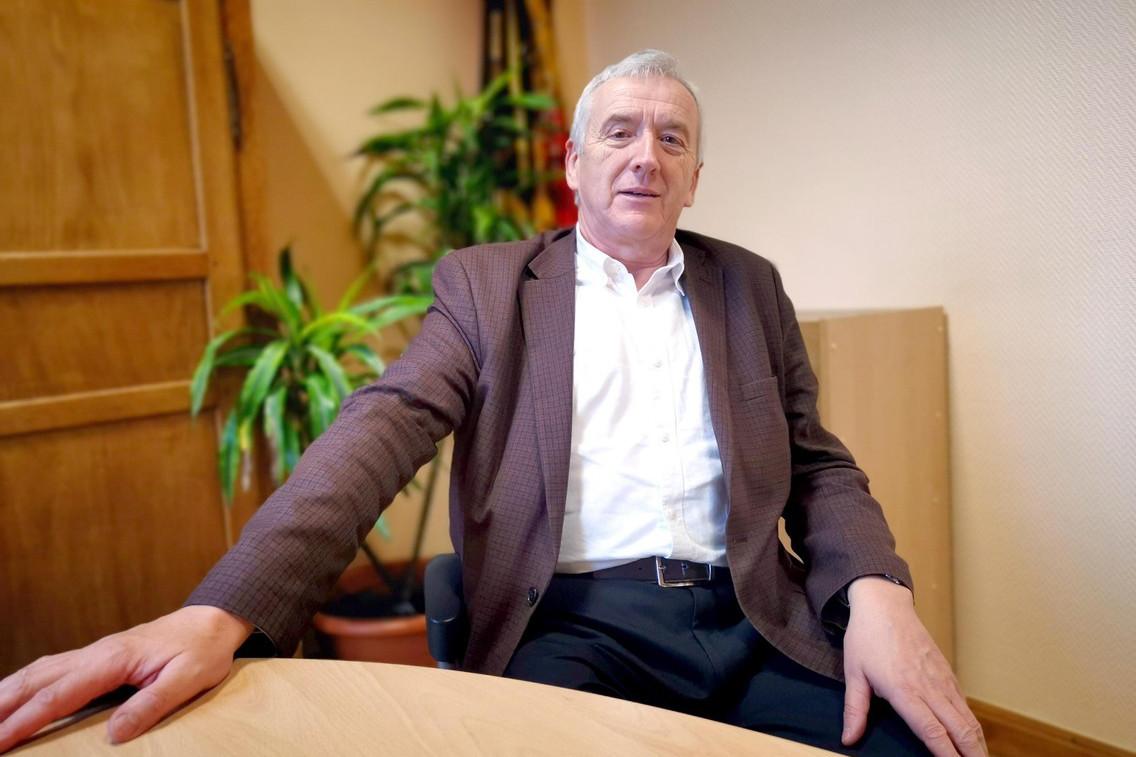 Le député belge aime aller au combat dans les dossiers touchant aux travailleurs frontaliers. (Photo: SP)