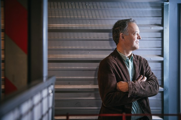 Michel Reckinger: «Chez nous, la digitalisation ne va pas passer par la robotisation. Elle va passer par une augmentation des informations disponibles pour faciliter la tâche de l'ouvrier.» (Photo: Edouard olszewski)