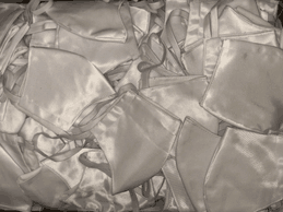 Des masques en tissu lavables ont été commandés. (Bonaria Frères)
