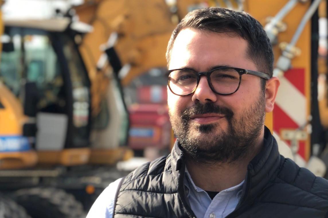 «Il y avait jusqu'ici un boom énorme dans la construction et l'immobilier, ce qui entraînait une énorme concurrence pour trouver du bon personnel qualifié,» note Gérard Thein.  (Photo: Bonaria Frères)