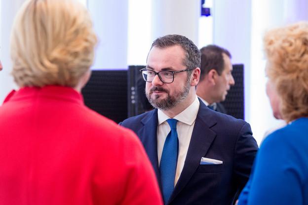 En plus du nation branding, Jean-ClaudeKnebeler devrait également être chargé de la communication et de «certains aspects de la diplomatie économique» au ministère des Affaires étrangères. (Photo: Marie De Decker/archives)
