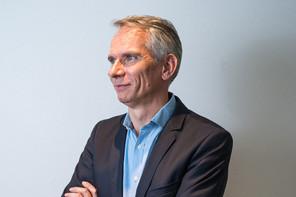 Jean-LouSiweck est l'actuel président du conseil de presse. (Photo: Archives Maison Moderne/Mike Zenari)