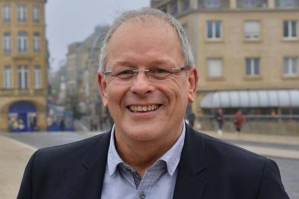 L'actueladjoint aux finances Jean-Michel Toulouze, s'est déclaré candidat ce jeudi 5 septembre, «avec ou sans investiture du Parti socialiste.» (Photo: Facebook/Jean-Michel Toulouze)