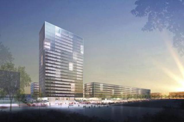 """Les résultats du concours international d'architecture «Jean Monnet 2» ont été présentés jeudi 16 décembre. (Photo: """"Jean Monnet 2"""")"""