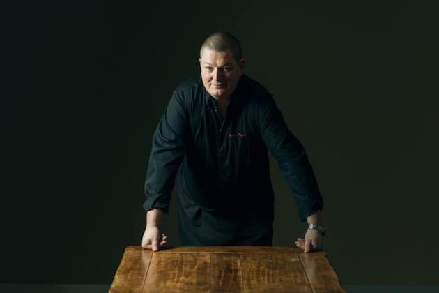 Une gourmandise franche et assumée : une des nombreuses caractéristiques de la cuisine du Chef Parjouet (Photo : Maison Moderne)