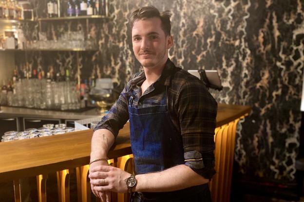 Jérémy Grosdidier aime les défis professionnels autant que la cuisine canaille. (Photo: Maison Moderne)