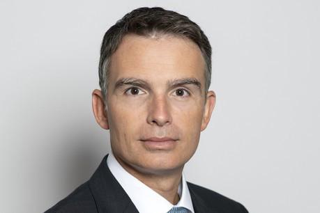 CEO de Fortuna Banque, JerryGrbic prendra la direction de l'ABBL le 1er avril2022. (Photo: ABBL)