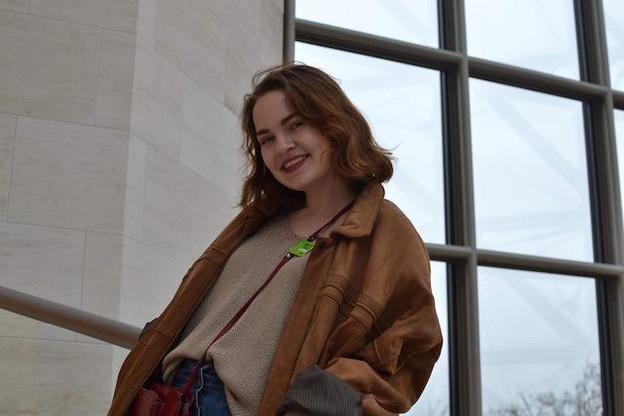 Eleanor Surbey a voté pour Joe Biden. (Photo: DR)