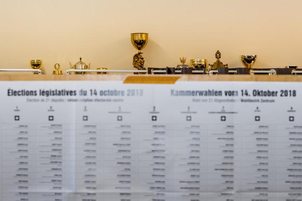 Les candidats devront sans doute bientôt faire un choix entre un mandat national ou une fonction communale. (Photo: Nader Ghavami/archives)