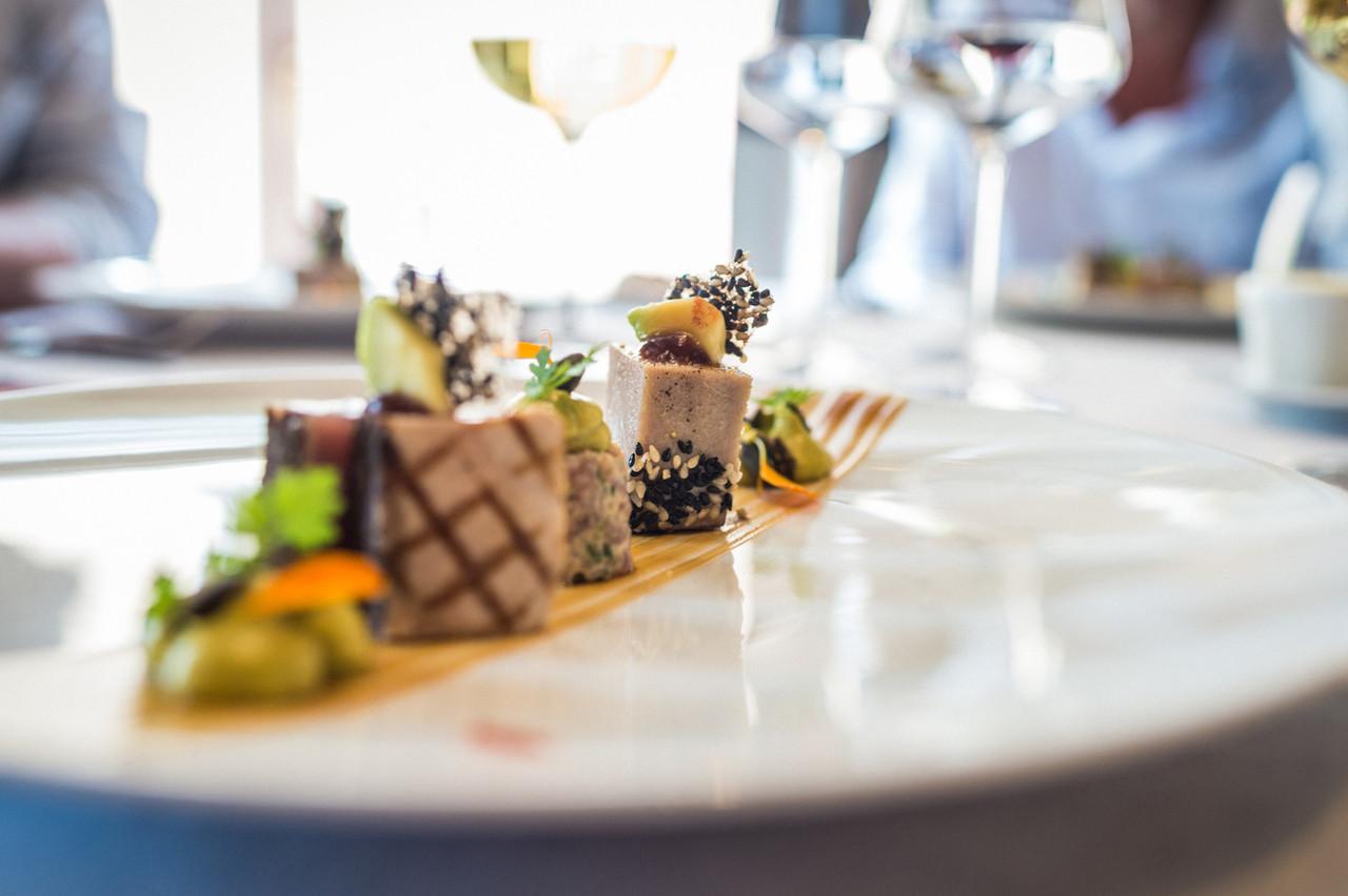 Le Clairefontaine: synonyme d'excellence gastronomique et de Bourgogne! (Photo: Mike Zenari)