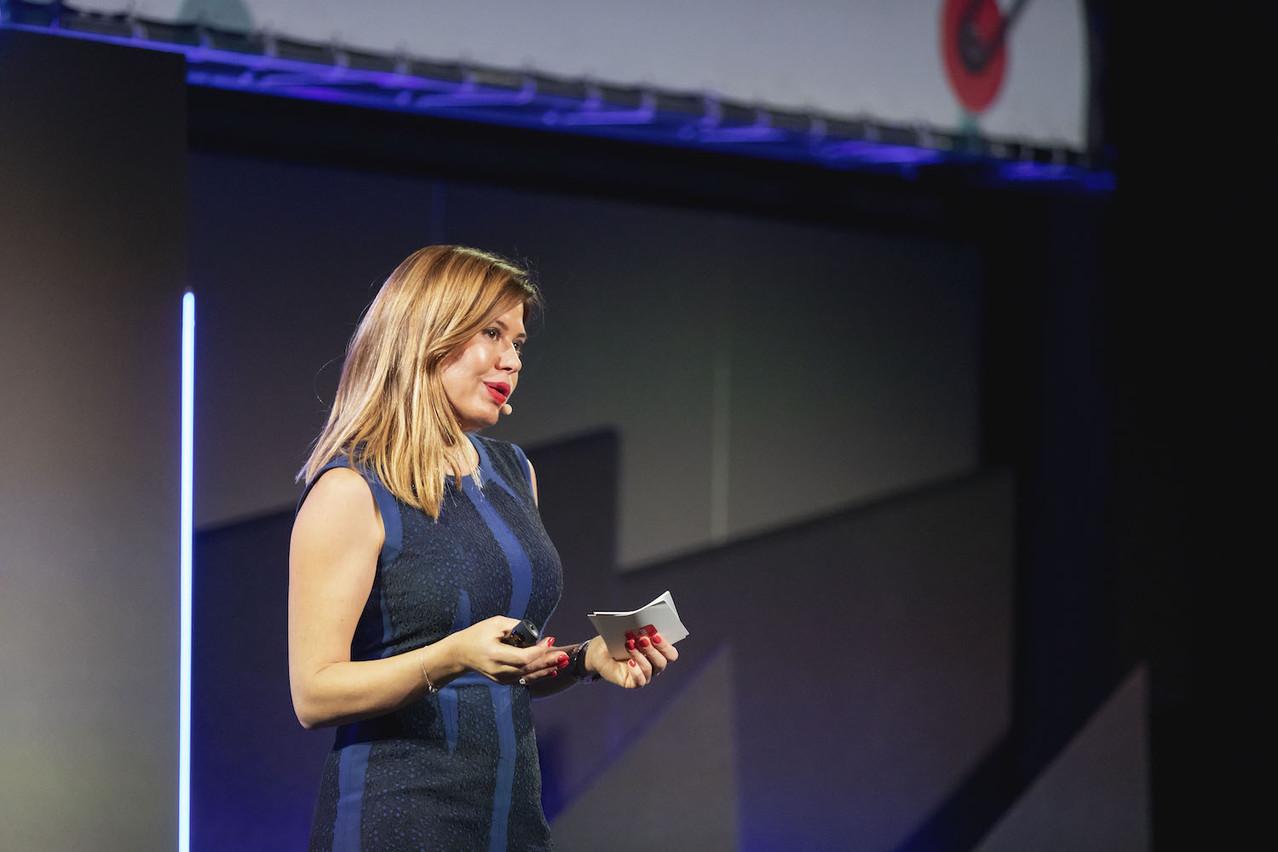 Cinq ans après sa création au Luxembourg, Job Today, cofondée parPolina Montano, se lance au Luxembourg pour aider face à la crise du coronavirus en accélérant les recrutements dans des secteurs à risque. (Photo: Patricia Pitsch)