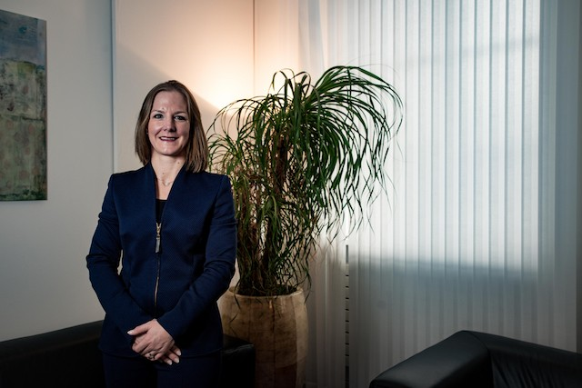 La députée Joëlle Elvinger pourrait quitter la politique luxembourgeoise à la fin de l'année. (Photo: Nader Ghavami/archives)
