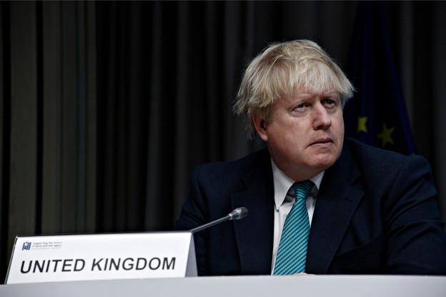 Boris Johnson tente de sauver les meubles en assurant que c'est la rigidité de l'UE27 qui compromet la conclusion d'un accord réglant le Brexit. (Photo: Shutterstock)
