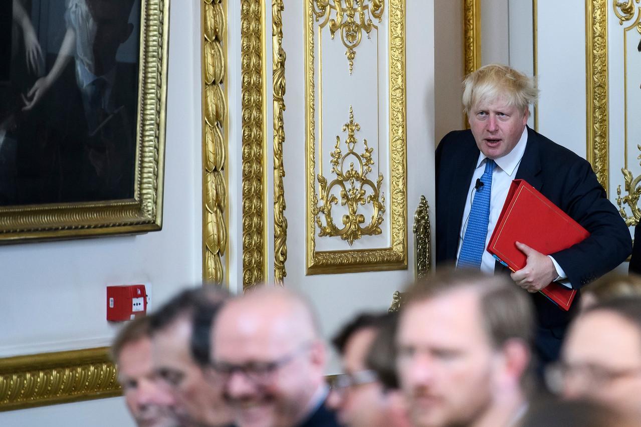 Lundi, le Premier ministre britannique avait besoin des deux tiers des députés pour obtenir la tenue d'élections anticipées. Ce mardi, il n'aura besoin que de la majorité simple. (Photo: Shutterstock)